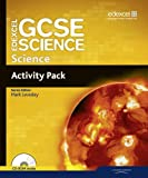 Levesley, Mark: Edexcel GCSE Science: GCSE Science Activity Pack (Edexcel GCSE Science 2011)