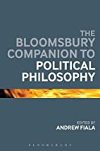 The Bloomsbury Companion to Political…