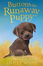 Buttons the runaway puppy by Holly Webb