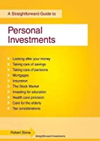 Personal Investments : A Straightforward…