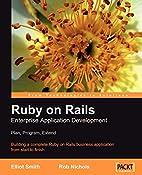 Ruby on Rails Enterprise Application…