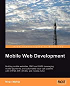 Mobile Web Development: Building mobile…