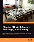 Blender 3D Architecture, Buildings, and…