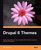 Drupal 6 Themes: Create new themes for your…