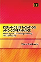 Defiance in Taxation and Governance:…