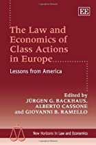 The Law and Economics of Class Actions in…