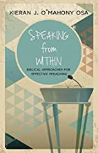 Speaking from Within: More Effective…