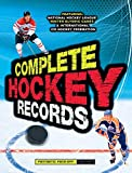 Diamond, Dan: Complete Hockey Records