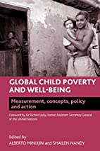 Global Child Poverty and Well-Being:…