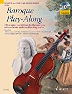 Baroque Play-along for Violin: 12 Favourite…