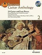 Baroque Guitar Anthology, Volume 2: 25…