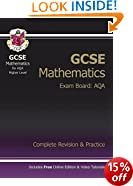 GCSE Maths AQA Complete Revision & Practice (with online edition) - Higher