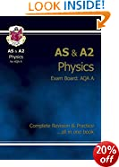 AS/A2 Level Physics AQA A Complete Revision & Practice for exams until 2016 only