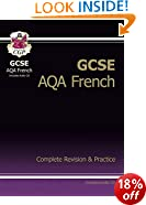 GCSE French AQA Complete Revision & Practice with Audio CD