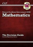 Edexcel International GCSE Mathematics: The…