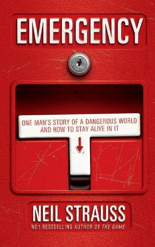 Cover of Emergency by Neil Strauss