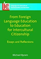 From foreign language education to education…