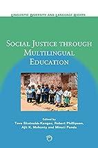 Social Justice Through Multilingual…