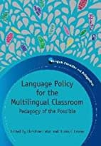 Language policy for the multilingual…
