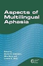 Aspects of Multilingual Aphasia…