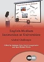 English-medium Instruction at Universities:…