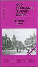 Burslem 1877: Staffordshire Sheet 12.09 (Old…