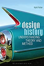 Design History: Understanding Theory and…