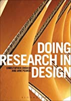 Doing Research in Design by Christopher…