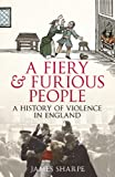 Sharpe, James: A History of Violence in England