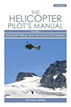 Helicopter Pilot's Manual Mountain…