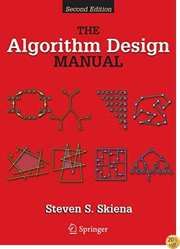 TThe Algorithm Design Manual