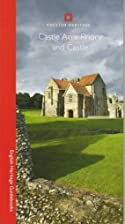 Castle Acre Castle and Priory by Edward…