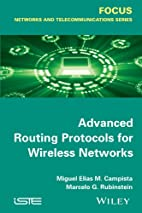 Advanced routing protocols for wireless…