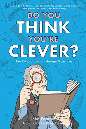 Cover of Do You Think You're Clever? by John Farndon