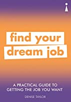 Introducing Getting the Job You Want: A…