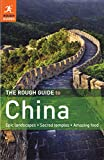 Leffman, David(Author) ; Lewis, Simon(Author): The Rough Guide to China   [ROUGH GT CHINA 6/E] [Paperback]