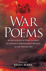 War Poems by Brian (ed) Busby