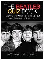 The Beatle's Quiz Book.