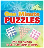 One-Minute Puzzles by Publishing Arcturus