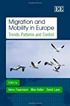 Migration and Mobility in Europe: Trends,…