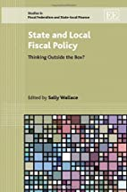 State and Local Fiscal Policy: Thinking…