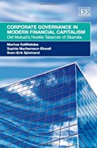 Corporate Governance in Modern Financial…