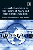 Keith Townsend: Research Handbook on the Future of Work and Employment Relations