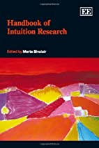 Handbook of intuition research by Marta…