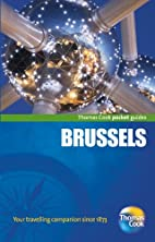 Brussels Pocket Guide by Thomas Cook…