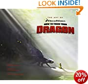 The Art of How to Train Your Dragon (How to Train Your Dragon Film)