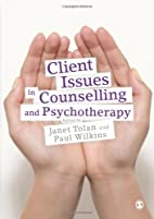 Client Issues in Counselling and…