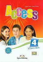 Access 4 Student's Book (international)…
