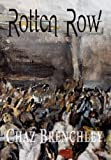 Chaz Brenchley: Rotten Row [hc]