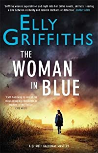 The Woman in Blue cover